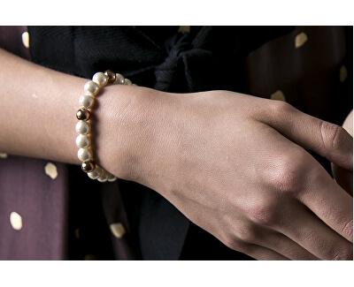 Set de brățări cu perle si cercei VS1063R