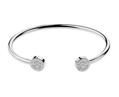Luxuriöses festes Armband mit Kristallen VB1041S