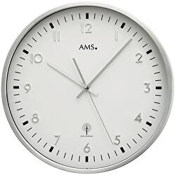 Rádiem řízené nástěnné hodiny 5914