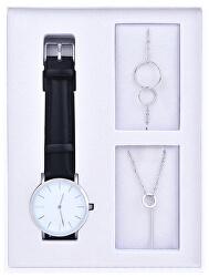 Set hodinek, náhrdelníku a náramku AS100-02