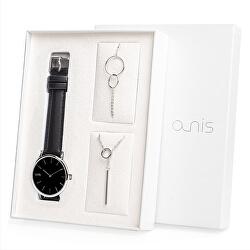 Set hodinek, náhrdelníku a náramku AS100-05