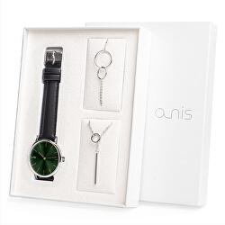 Set hodinek, náhrdelníku a náramku AS100-14