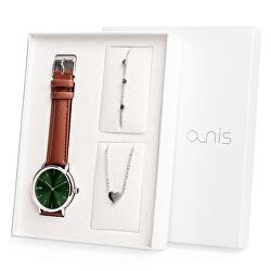 Set hodinek, náhrdelníku a náramku AS100-15