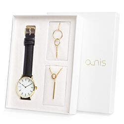 Set hodinek, náhrdelníku a náramku AS100-17