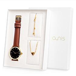 Set hodinek, náhrdelníku a náramku AS100-21