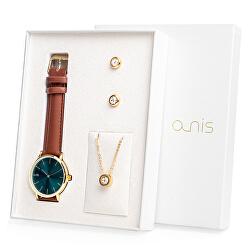 Set hodinek, náhrdelníku a náušnic AS100-24