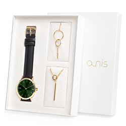 Set hodinek, náhrdelníku a náramku AS100-26