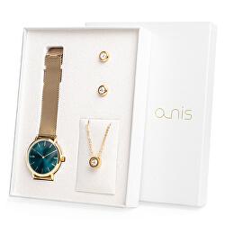 Set hodinek, náhrdelníku a náušnic AS100-22