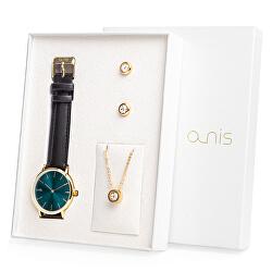 Set hodinek, náhrdelníku a náušnic AS100-23
