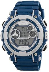 Pánské digitální hodinky 004-YP12579B-04