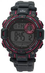 Digitaluhr für Herren 004-YP15669-02