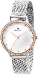 Dámské analogové hodinky 007-9MB-PT710160B