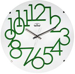 Nástěnné hodiny H31-W5150W