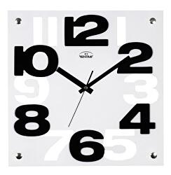 Nástěnné hodiny H35-W5180B