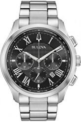 Wilton Quartz Chronograph 96B288