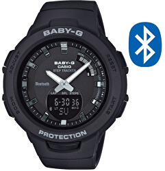 BABY-G Step Tracker Bluetooth BSA B100-1A (620)