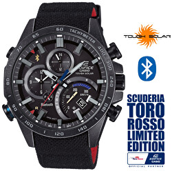 Edifice Bluetooth Connected EQB-501TRC-1AER Solar Limited Edition Scuderia Toro Rosso