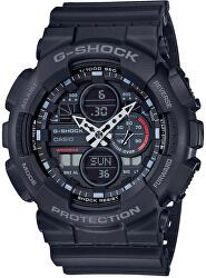 The G/G-Shock GA-140-1A1ER (411)
