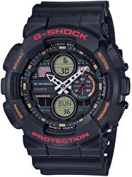 The G/G-Shock GA-140-1A4ER (411)