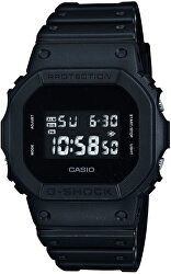 The G/G-SHOCK DW 5600BB-1