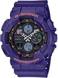 The G/G-Shock GA-140-6AER (411)