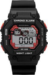 Digitální hodinky CD277-01