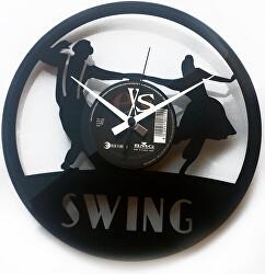 Nástěnné hodiny 063 Swing