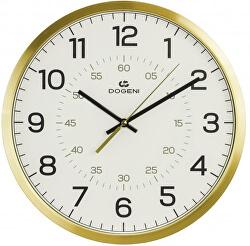 Nástěnné hodiny s tichým chodem WNM008GD