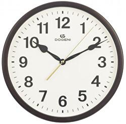 Nástěnné hodiny s tichým chodem WNP002DB