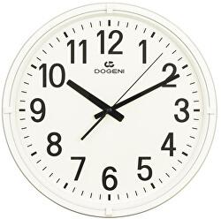 Nástěnné hodiny s tichým chodem WNP003WT