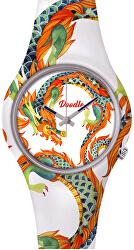DragonMood White Dragon DODR002