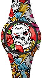 Skull Mood Comic Skull DOSK003