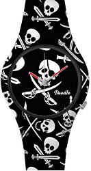 Skull Mood Black Pirates Skulls DOSK002