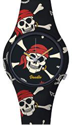 Skull Mood Red Pirates Skulls DOSK004