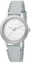 Bloom Pearls Silver Grey ES1L105L0035
