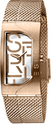 Houston Bold Silver Rosegold ES1L046M0045