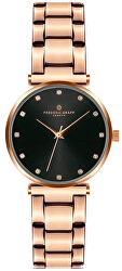 Batura Star Rose Gold Watch FCB-4418