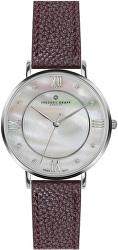 Silver Liskamm Lychee bordeaux Leather FAJ-B016S