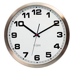 Dizajnové nástenné hodiny CL0059 fisúry 25cm
