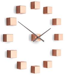 Nalepovací hodiny Cubic Copper FT3000CO