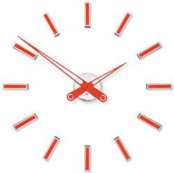 Nalepovací hodiny Modular Red FT9600RD