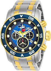 Disney Quartz Chronograph Skeleton Mickey Mouse Limited Edition 23769