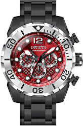 Pro Diver Quartz Chronograph 33833