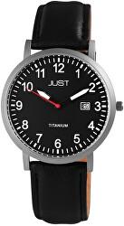 Analogové hodinky Titanium 4049096728043