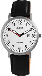 Analogové hodinky Titanium 4049096835581