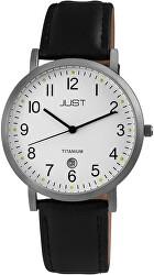 Analogové hodinky Titanium 4049096657787