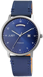 Analogové hodinky Titanium 4049096906625