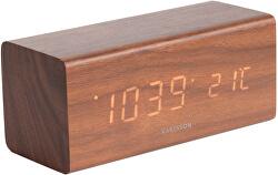 Designový LED budík - hodiny KA5652DW