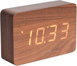 Designový LED budík - hodiny KA5653DW