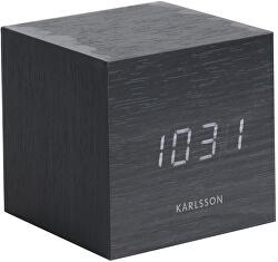 Designový LED budík - hodiny KA5655BK